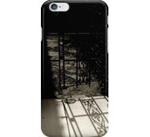 Gate Shadow iPhone Case/Skin