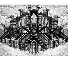 Montreal Abstract Photographic Print