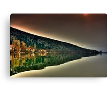 mirror mountain Canvas Print