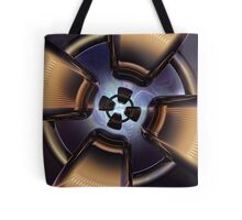 Rotor Reflection Tote Bag