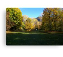 Beautiful New England Canvas Print