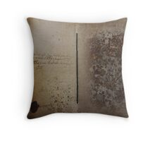 The Book Throw Pillow