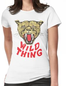 Wildthing Womens Fitted T-Shirt
