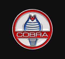 Shelby Cobra - Original 3D Badge on Black T-Shirt