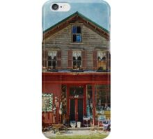 Full of baskets and history iPhone Case/Skin