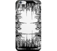 London Skyline Graphic iPhone Case/Skin