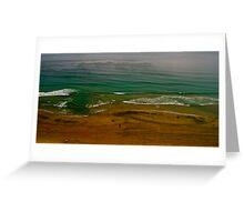 Ocean - San Diego, California Greeting Card