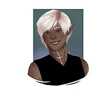 A happy Fenris Photographic Print