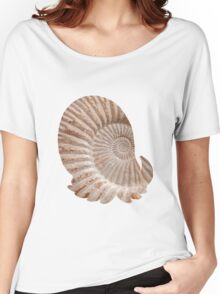 Omanyte used shell smash Women's Relaxed Fit T-Shirt