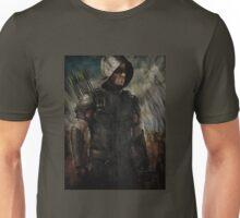 Green Arrow CW Design Unisex T-Shirt