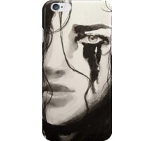 Black Blues iPhone Case/Skin