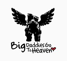 Big Daddies Go To Heaven Unisex T-Shirt