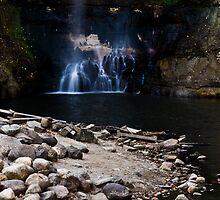 Smooth Waterfall by Sharlene Rens