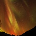 Aurora Borealis 2 October 25, 2011 by geiroye