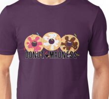 Donut ♥ Madness Unisex T-Shirt