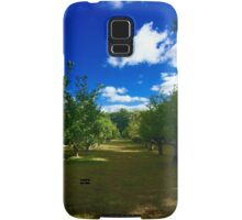 Apple Trees  Samsung Galaxy Case/Skin