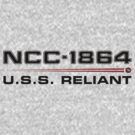 ST Registry Series - Reliant Logo by Christopher Bunye