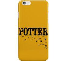 Potter Snitch iPhone Case/Skin