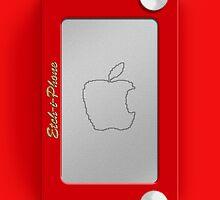 Etch-i-Phone by Alisdair Binning