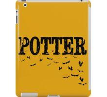 Potter Snitch iPad Case/Skin