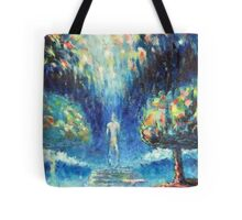 I AM come now  Tote Bag