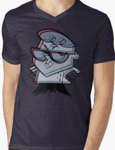 3D Dexter Mens V-Neck T-Shirt