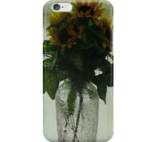 Daisies In A Vase.. iPhone Case/Skin