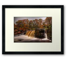 Autumn In Richmond (2) Framed Print