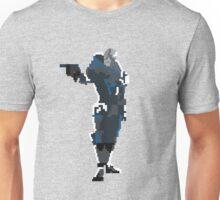 Retro Garrus Vakarian Unisex T-Shirt