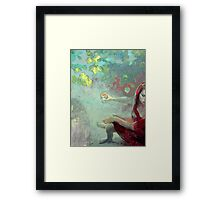 Heartbeats Framed Print