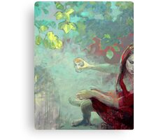 Heartbeats Canvas Print
