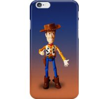 Thumbs up from Woody! iPhone Case/Skin