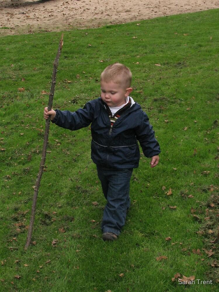 Little Adventurer by Sarah Trent