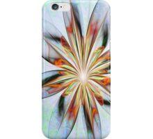 Flower Blues iPhone Case/Skin