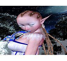 Snow Elf # 2 Photographic Print