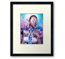 Snow Elf # 1 Framed Print
