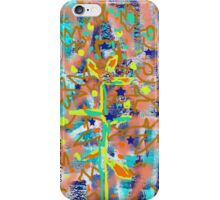 Hybrid abstract combo  iPhone Case/Skin