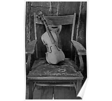 The Old Violin. Poster