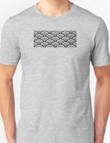 Japanese Ocean Unisex T-Shirt