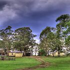 A Little Touch of History - Australian Pioneer Village, Wilberforce NSW Australia - The HDR Experience by Philip Johnson