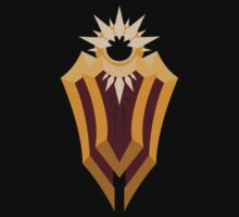 Leona's Shield (SMALL) by citizxn