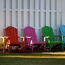 Beach Chairs by Paulette1021