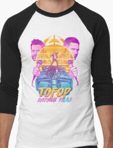 TOFOP - Everyone reLAx (t-shirts) Men's Baseball ¾ T-Shirt