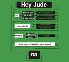 Hey Jude by dljdesigns