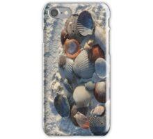 Sea Shells and Sand I-Phone Cover iPhone Case/Skin