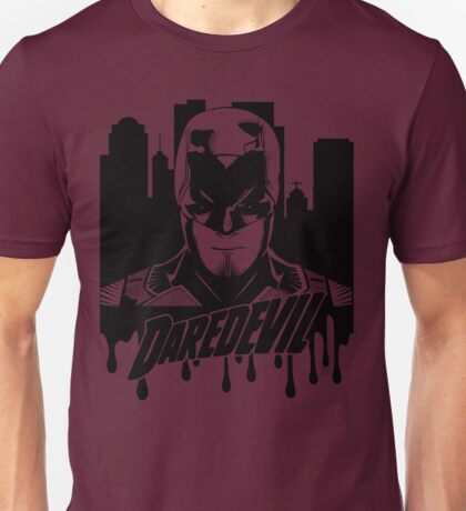 Daredevil : The devil in hell's kitchen Unisex T-Shirt