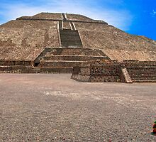 Teotihuacan, Mexico. by bulljup