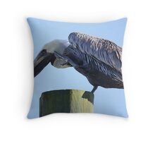 Can You Hear Me NOW ?? Throw Pillow