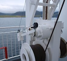 On the Ferry (2) by kalaryder