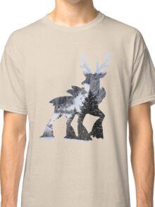 Sawsbuck (winter) used natural gift Classic T-Shirt